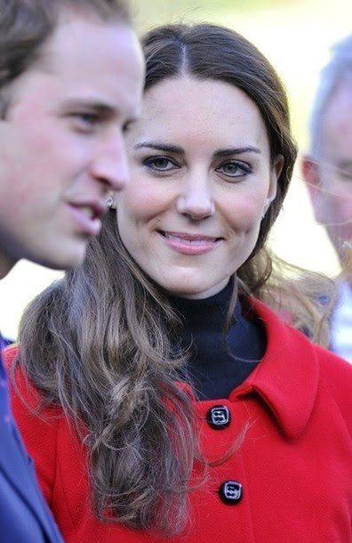 Prince William and Catherine Middleton visit St. Andrew's University, where they first met, for it's 600th Anniversary. This is their first official visit to Scotland, and second official engagement since their wedding announcement.  - 02/25/11
