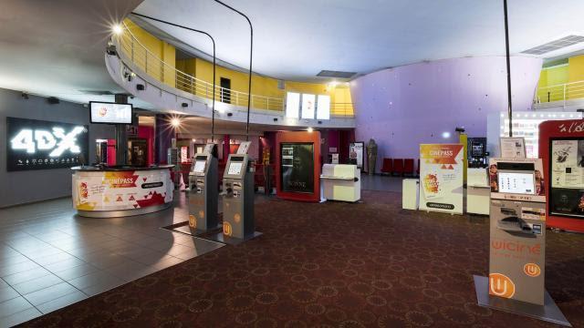 Ressource Cinéma étoile à La Courneuve La Courneuve Seine