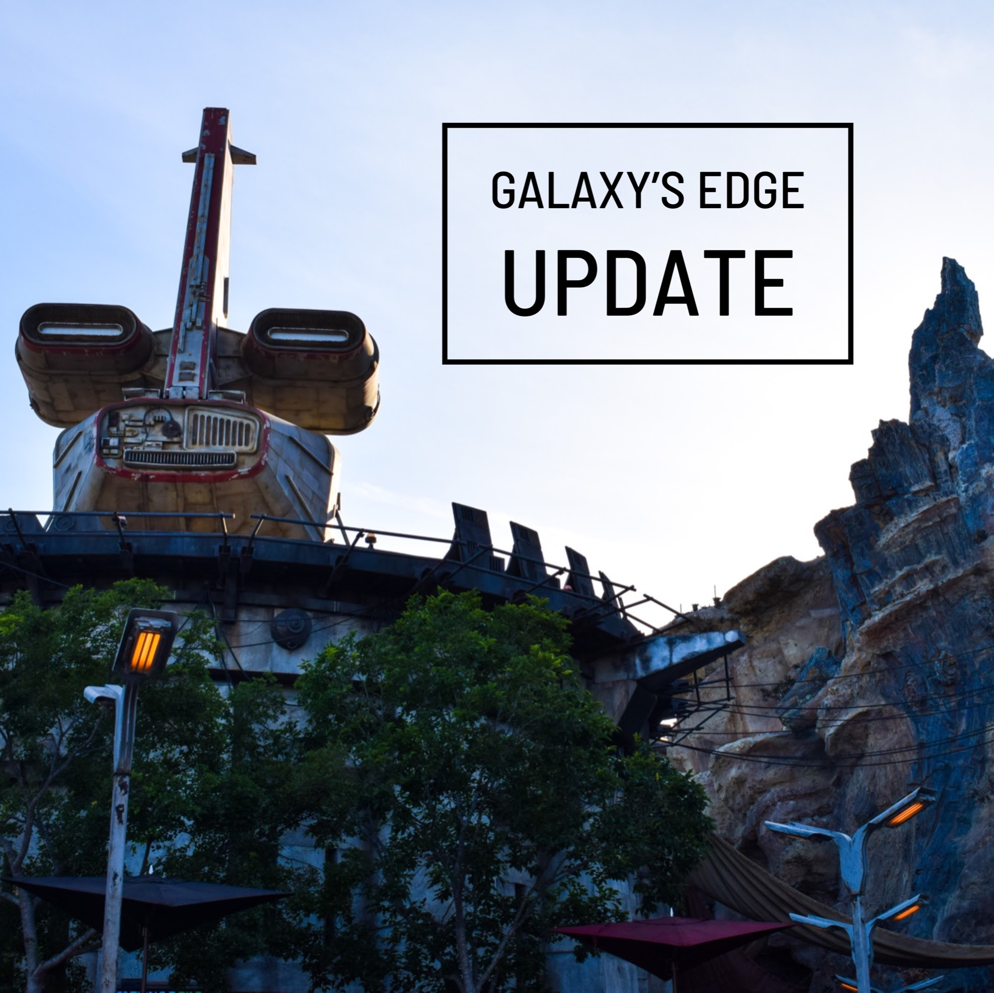 Star Wars: Galaxy's Edge Update - Docking Bay 7 & Oga's Cantina Re-Opening, Legacy Lightsaber Stock, and more! | Anakin and His Angel