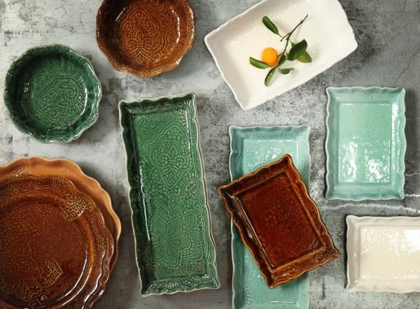 pottery by Sthål