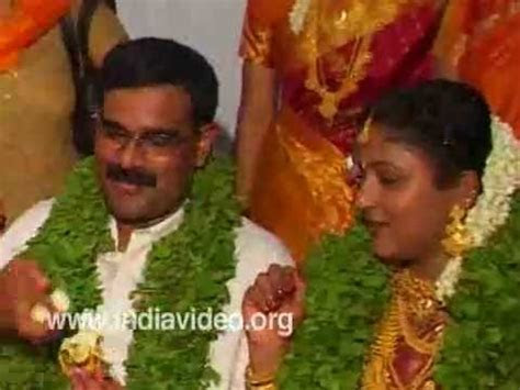 Rituals, Hindu wedding, Kerala   YouTube