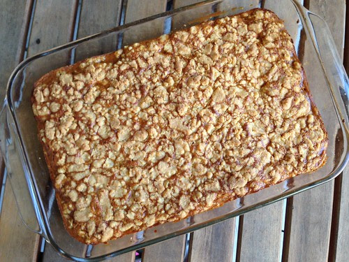 pumpkin coffee cake 3
