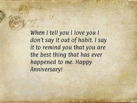 Best 25  Quotes for anniversary ideas on Pinterest