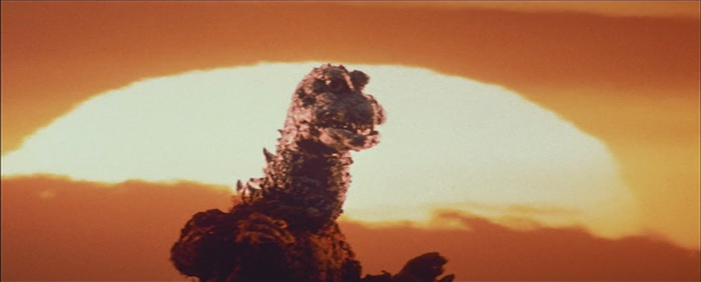 Godzilla resurgent.