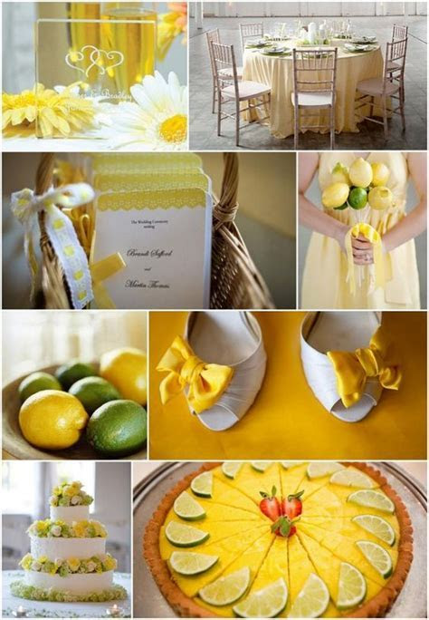 You can even integrate lemons and limes into the bouquets