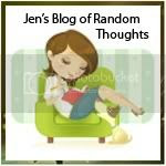 Jen's Blog of Random Thoughts