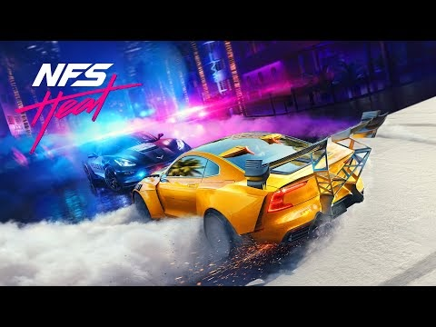 Вышел трейлер с машинами Need for Speed: Heat