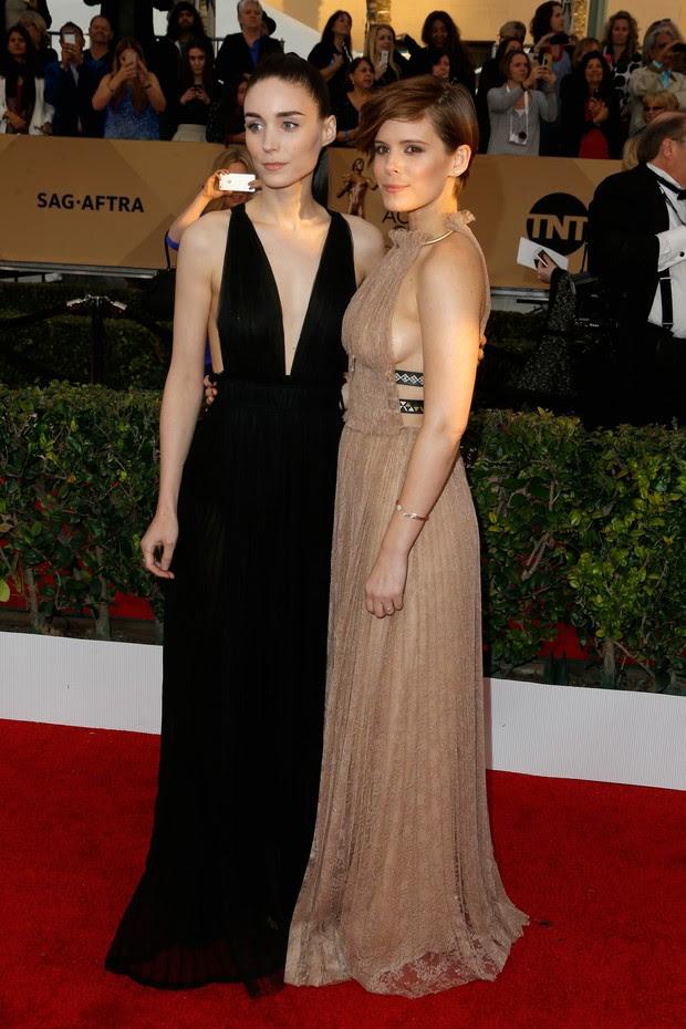 Rooney Mara e Kate Mara (Foto: Getty Image)