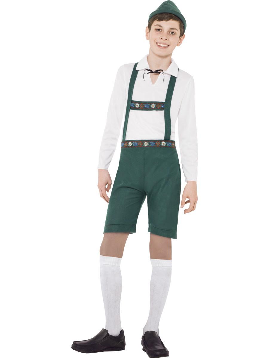 child bavarian boy costume  39496  fancy dress ball