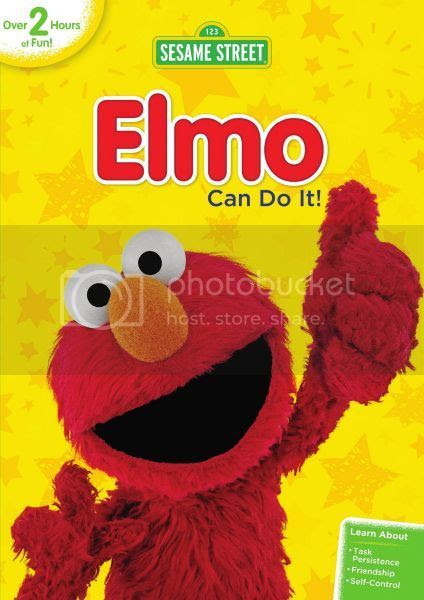 Elmo Can Do It