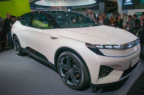 byton electric suv promised     starting