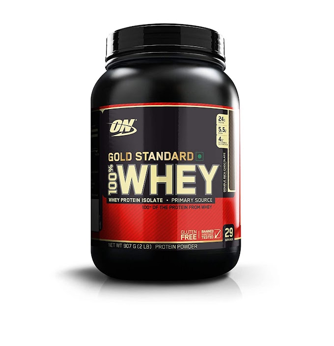 Top 5 Best selling Budget Whey Protein Supplement for Men in India