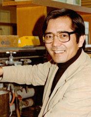 日本の大学からも誘いの声がかかるようになった(1980年、パデュー大で)