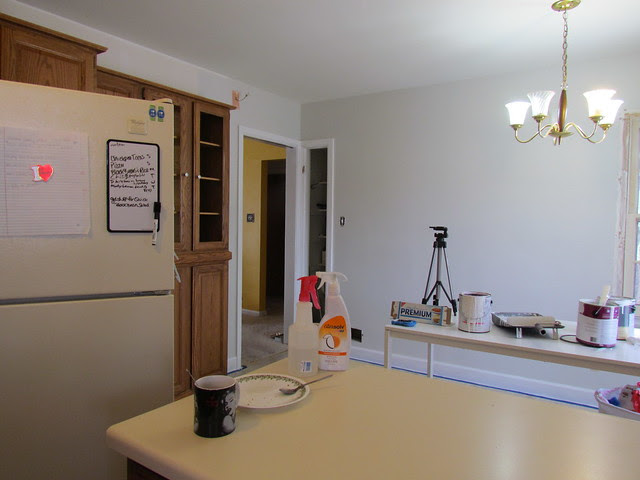 Remodeling the Kitchen