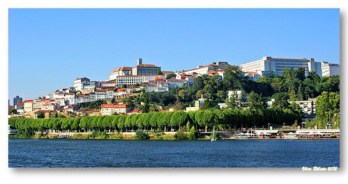 Panorâmica de Coimbra by VRfoto