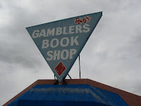 The Gambler's Bookshop, located 630 South 11th Street, Las Vegas