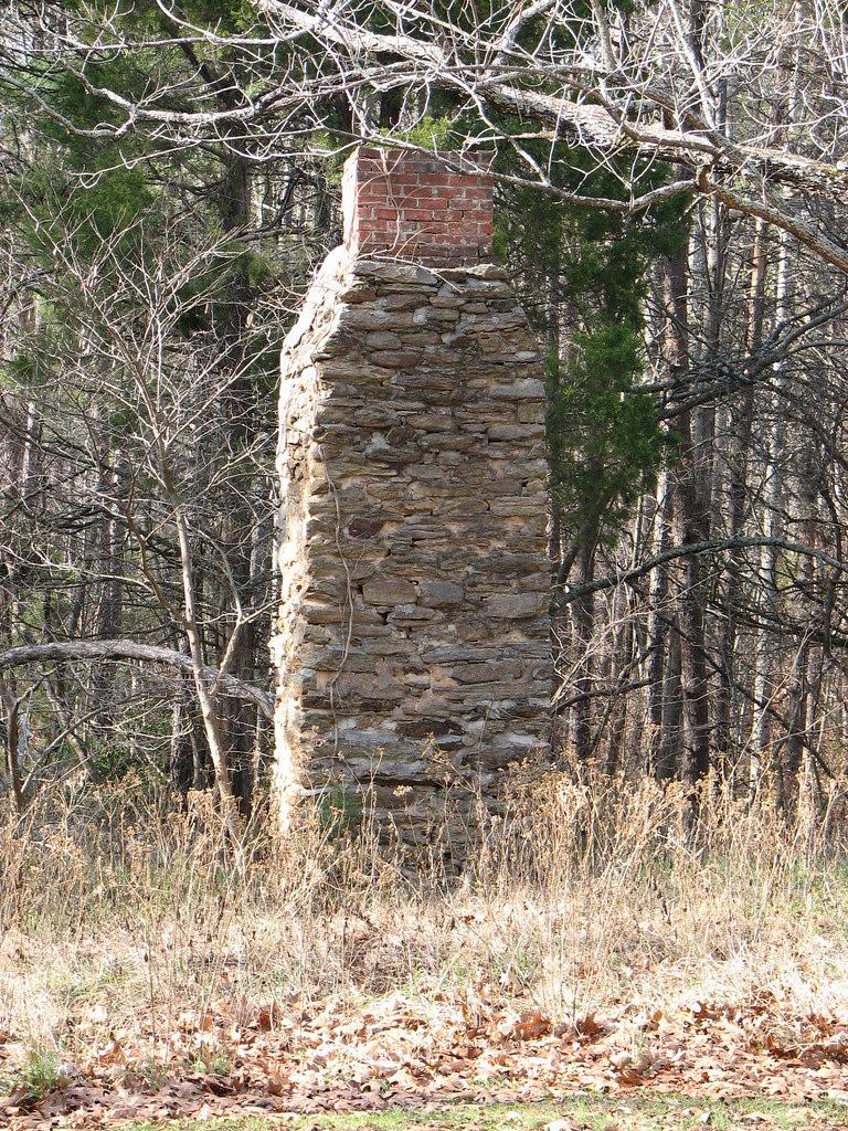 Alec's chimney