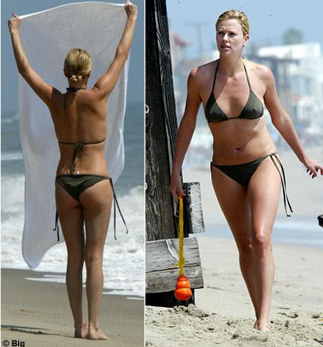 charlize theron bikini wallpapers