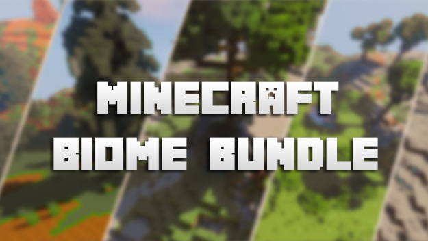 Biome Bundle MOD 1.10.2