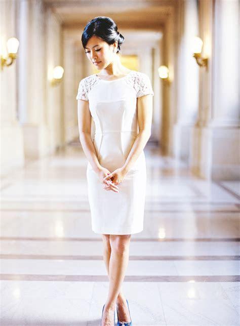 Short Casual Bridal Dress   Elizabeth Anne Designs: The