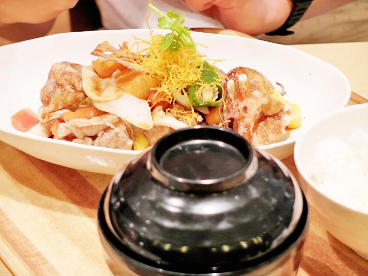 jap dinner with zj
