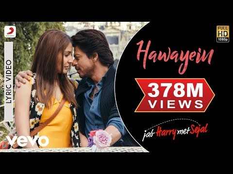 Hawayein Lyrics By Arijit Singh - LyricsPro