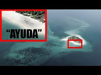 El hombre que fue Encontrado en una Isla Perdida Desde un Avión
