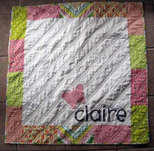 Quilt for Claire