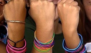 Jelly bracelets sex color meanings