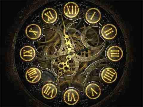 Η αλλαγή της ώρας