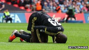 pemain bola muslim