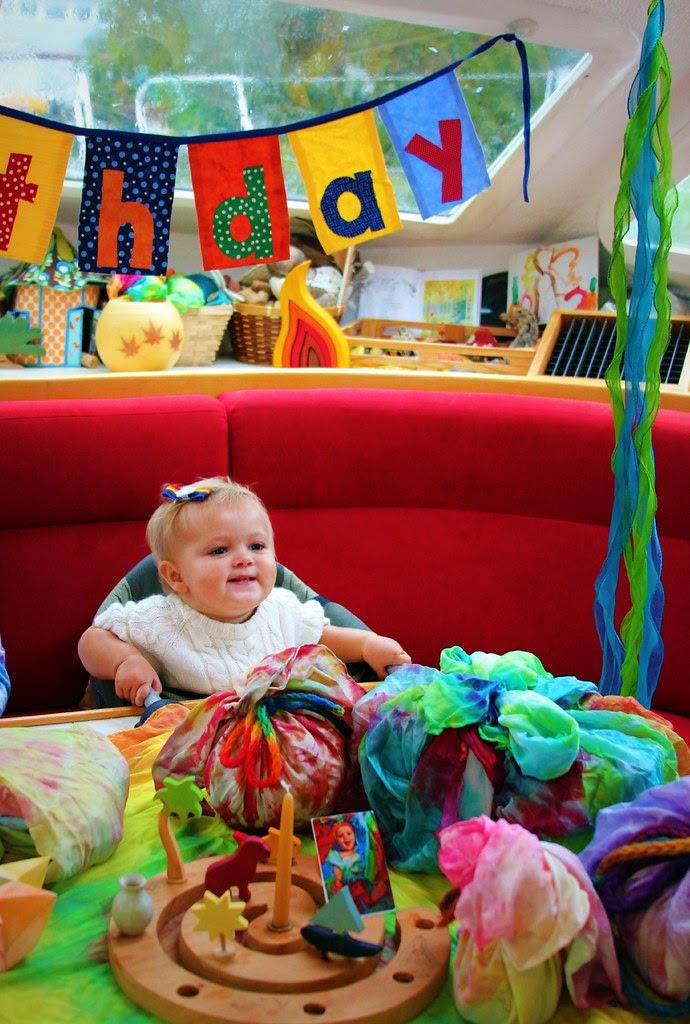Naia's First Birthday 1