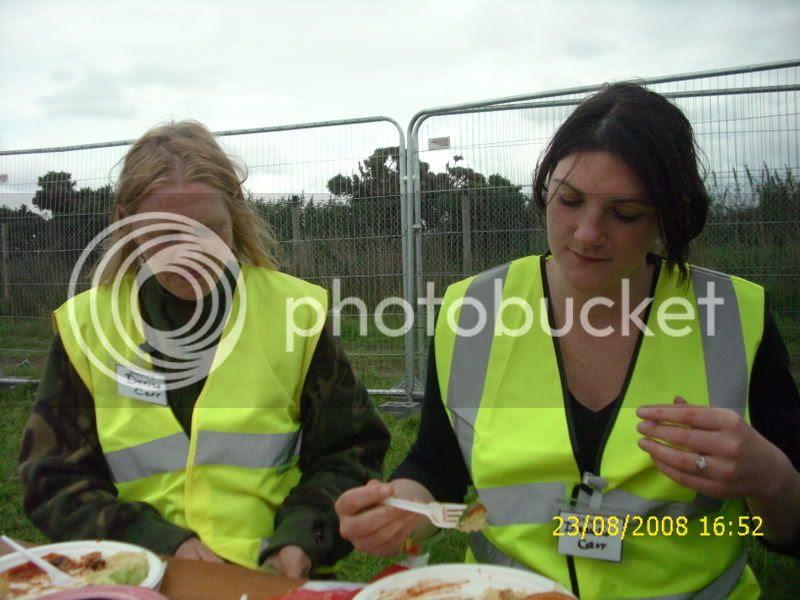 in crew catering