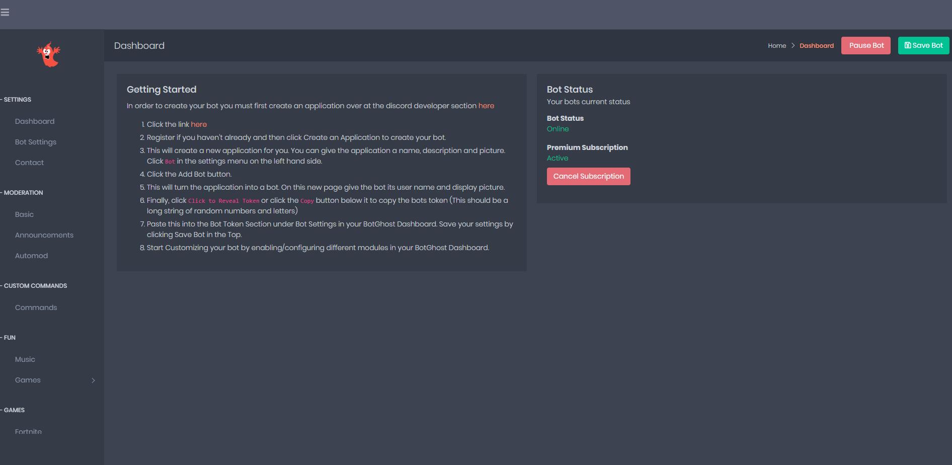 Bot Stats Fortnite Discord | Fortnite Free Stuff