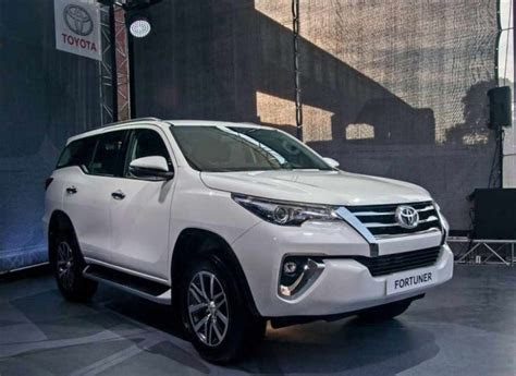 toyota fortuner   roader fortuner cars news