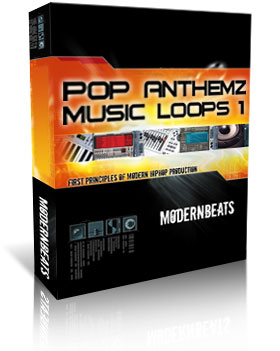 "Modern Beats Releases ""Pop Anthemz"" Music Loops"