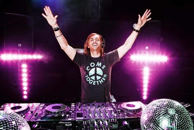 David Guetta - Dj Mix 389 - 09-12-2017 (ouça 1 hora de música!) Ninja Nerd