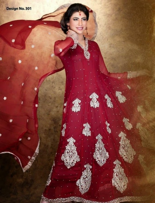 Beautiful-Girls-Party-Wear-Anarkali-Churidar-Frock-Shalwar-Kamiz-Dress-by-Kukoos-Exclusive-13