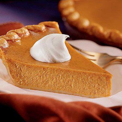 Recette Américaine De La Tarte Au Potiron Pumpkin Pie