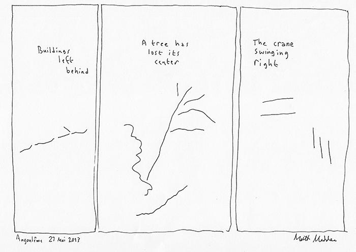 haiku #2 (version one) © Matt Madden