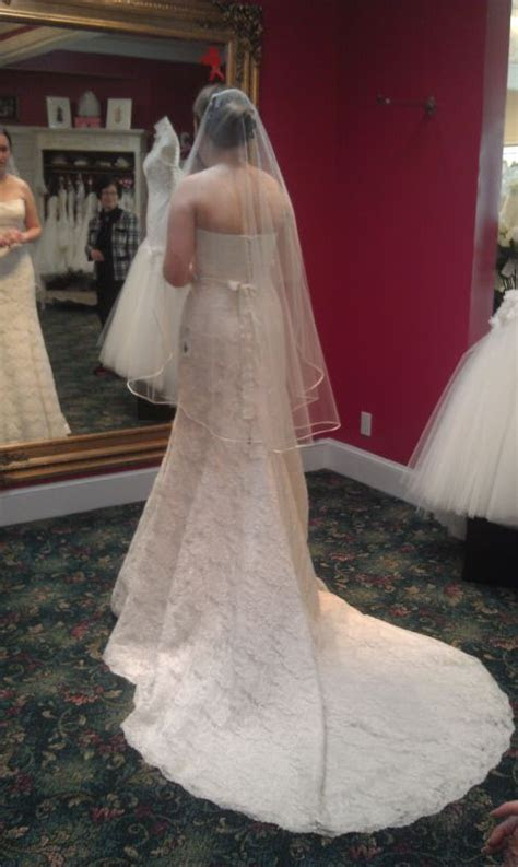 What kind of veil should I wear with my dress?