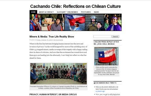 Cachando Chile