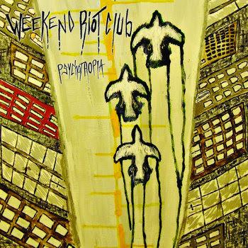 PSYCHOTROPIA cover art