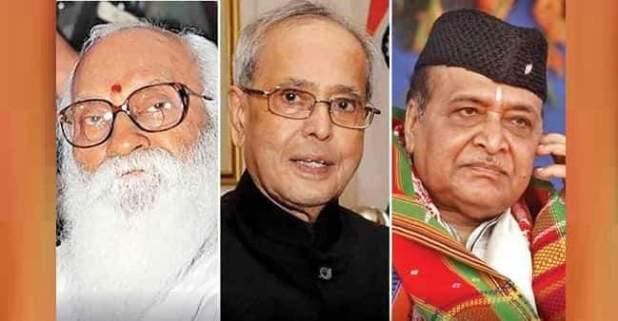 Ex-President Pranab Mukherjee, Nanaji Deshmukh and Bhupen Hajarika honoured for Bharat Ratna While Kader Khan nominated for Padma Shri