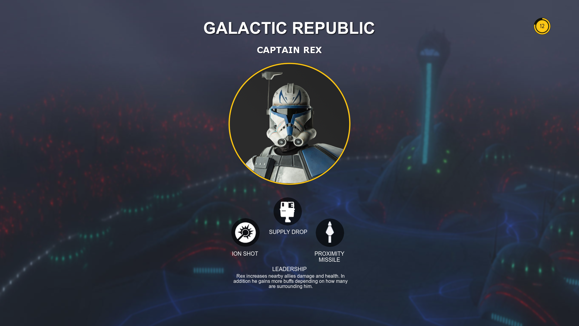 Captain Rex In Battlefront Star Wars Battlefront