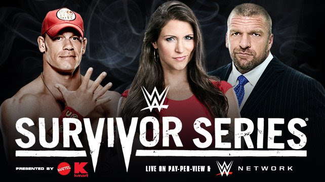 Team Cena vs. Team Authority na Survivor Series!