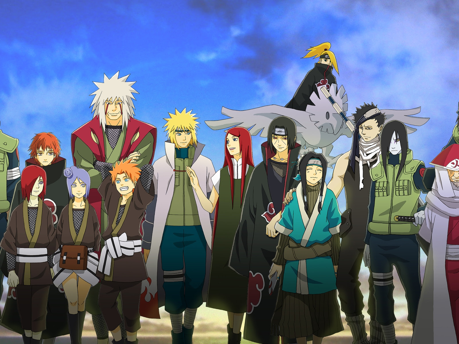 Naruto Shippuuden wallpapers and images - wallpapers ...