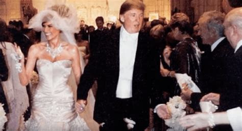 Inside Melania and Donald Trump?s Extravagant Wedding