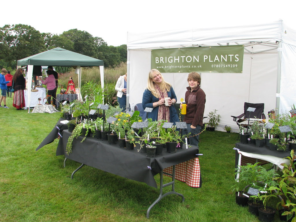 Sussex Prairies plant fair