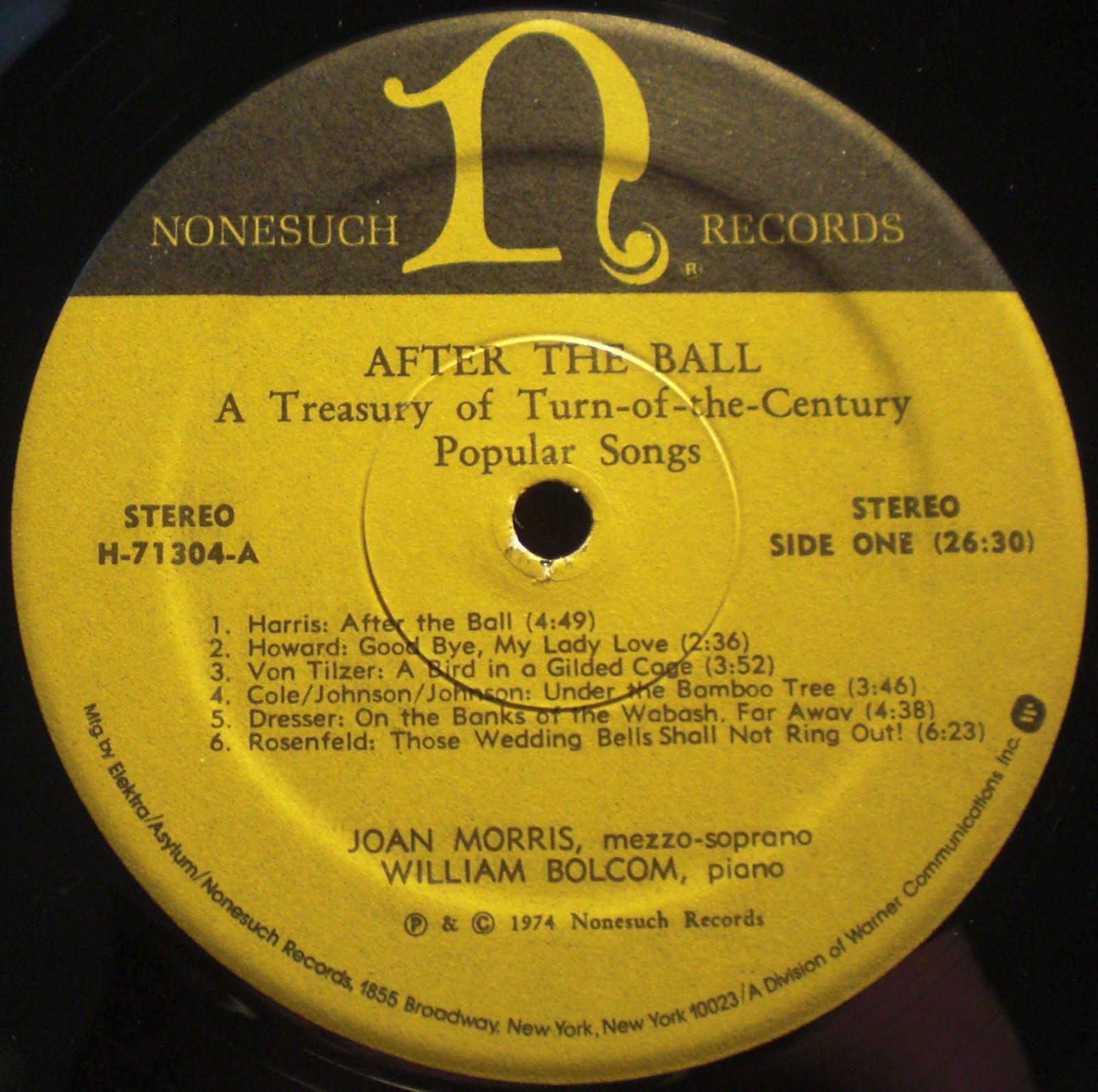 Resultado de imagen de Nonesuch Records